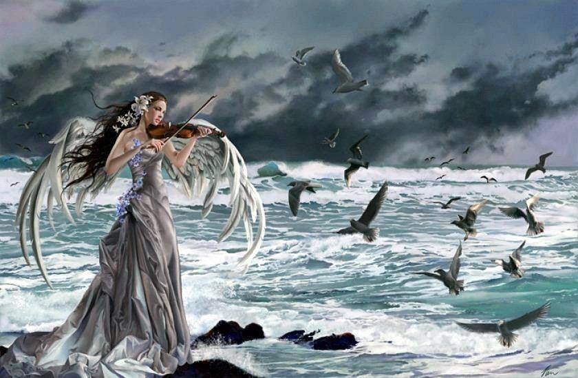L'Ange au violon