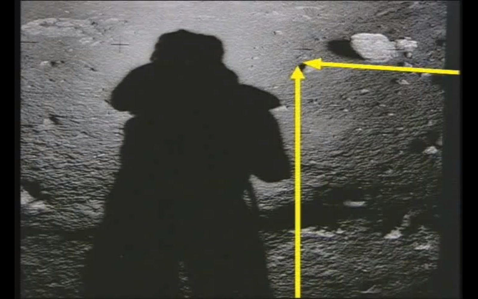 moon landing conspiracy shadows - photo #9