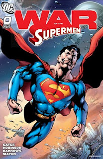 Superman, War of the Supermen #0