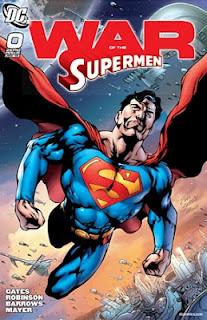 Superman, War of the Supermen #0