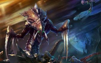 #14 Starcraft Wallpaper