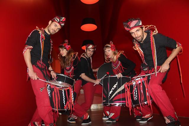 La fanfare du Maine et Loire Samba Baladi sera en concert en 2016 avec ses percussions brésiliennes et ses rythmes orientaux. Le groupe de percussions animera de nombreux carnavals et festivals en Pays de Loire, Bretagne, Normandie, Poitou Charentes et Ile de FRance