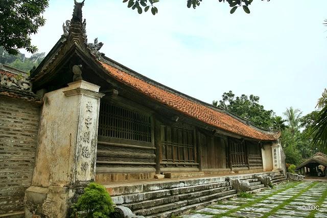 Cho thuê xe đi Hội chùa Thầy, Quốc Oai Hà Nội giá ưu đãi