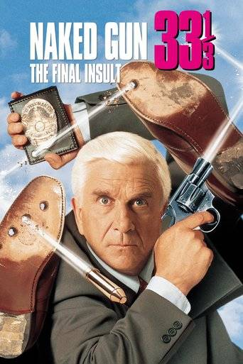 The Naked Gun 33: The Final Insult (1994) ταινιες online seires oipeirates greek subs