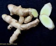 Kunyit putih (Curcuma mangga)