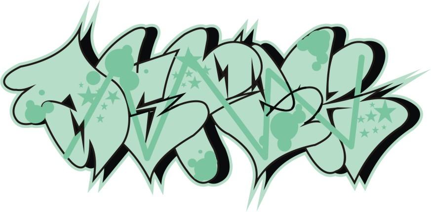 Graffiti arte no vandalismo