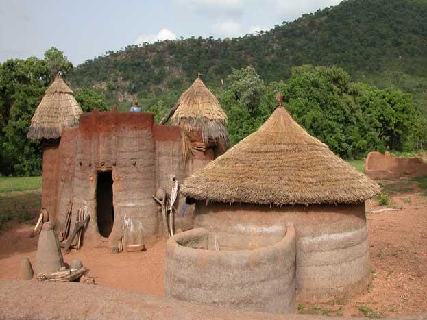 Koutammakou Togo