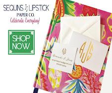 Sequins + Lipstick Paper Co.