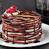 How To Make Chocolate Pancake Cake