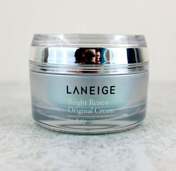 Laneige White Plus Renew Original Cream Laneige Bright Renew Original Cream at Target jar