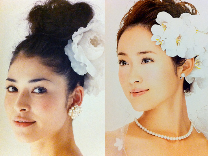 New Wedding Hairstyles & Makeup Trends