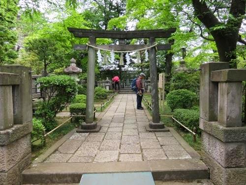 吉田松陰墓所