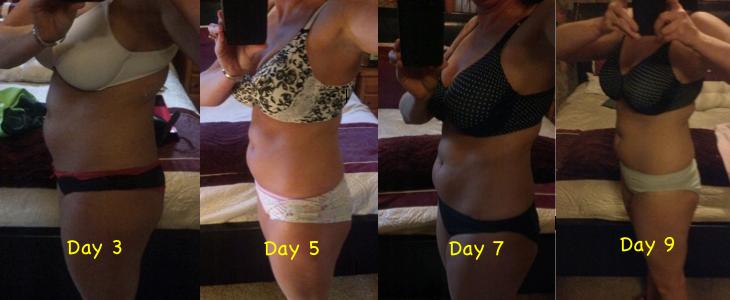 60 Days Juicing Diet - Day 9