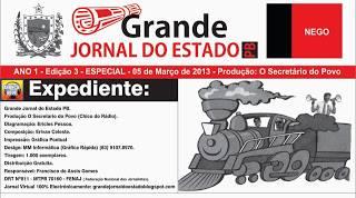 BREVE NA CAPITAL DO ESTADO  EM CAMPINA GRANDE PB