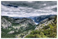 Норвегия, Лисе-фьорд