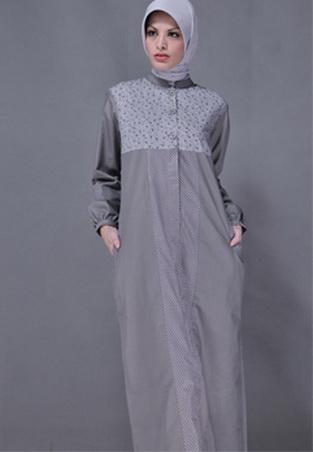 Gambar Busana Gamis Muslim 367