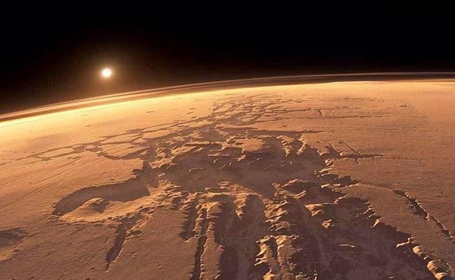 NASA anuncia a existência de um lago em Marte