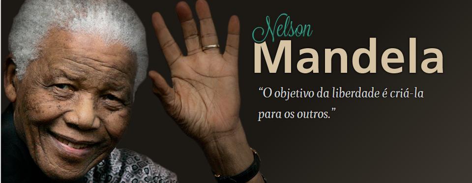 Especial Nelson Mandela - clica na imagem