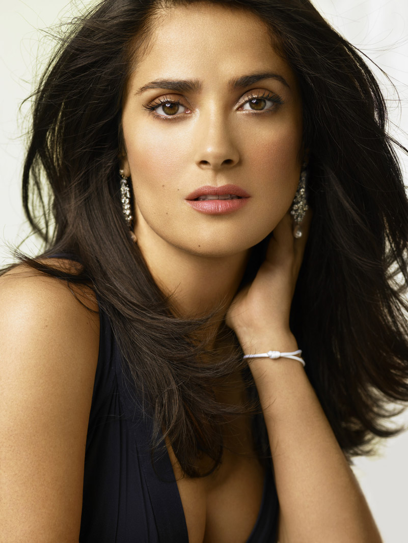Salma Hayek hot wallpapers