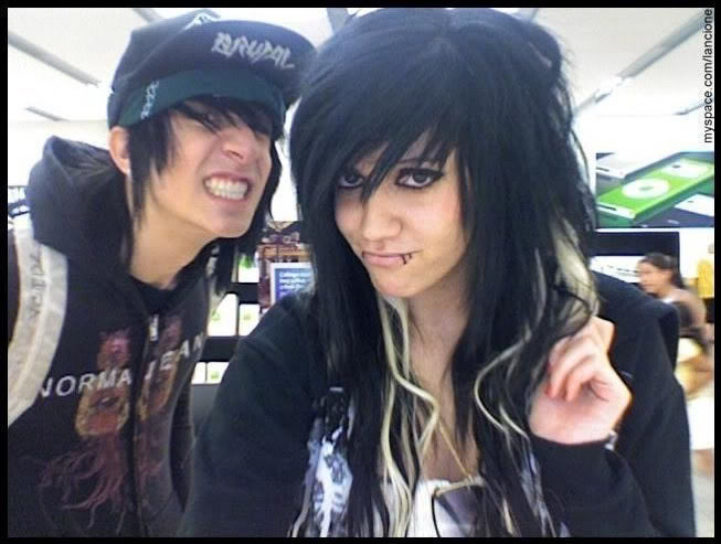 Cute Emo Couples
