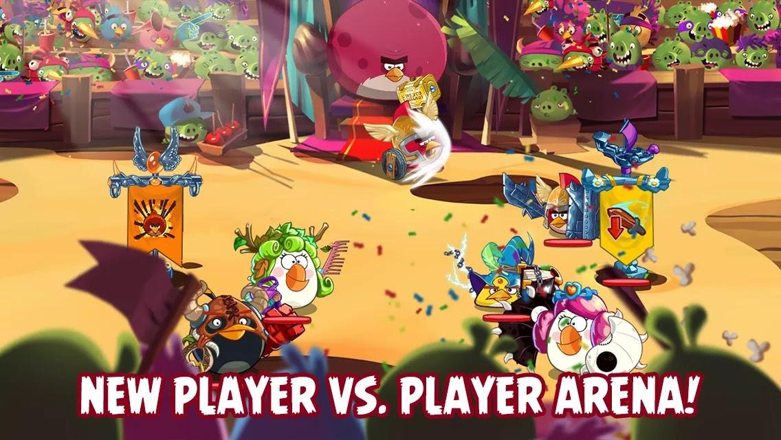 Angry Birds Epic apk obb mod