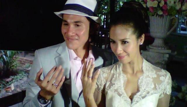 Foto Pernikahan Vino G. Bastian dan Marsya Timoty