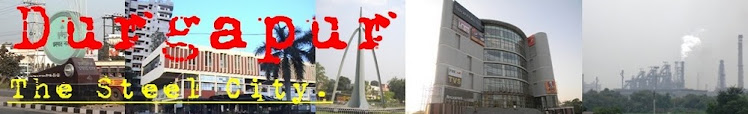দুর্গাপুর - The Steel City of West bengal