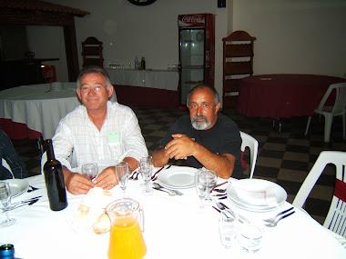 Horácio (à direita)