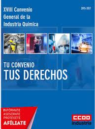 XVIII Convenio General Industria Quimica