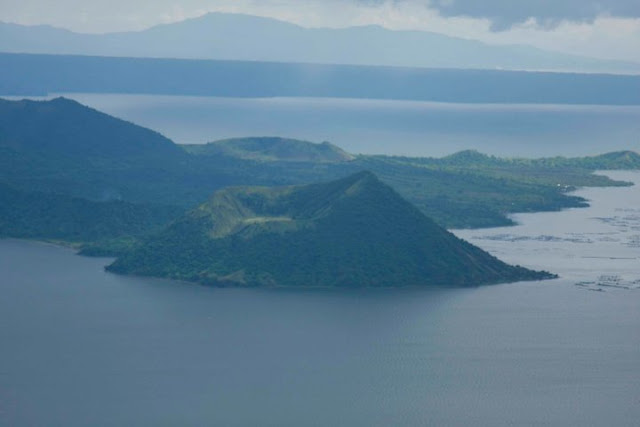 Tagaytay View of Taal Volcano | Chichi Mary