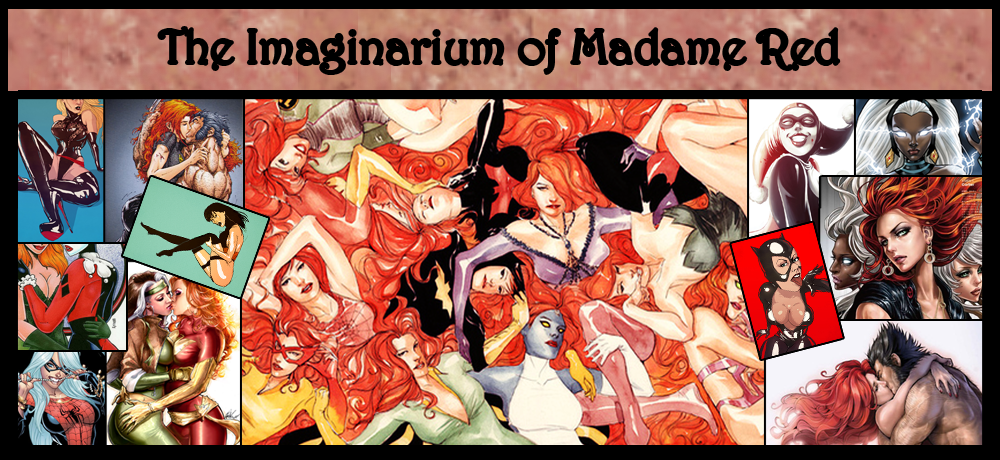 The Imaginarium of Madame Red