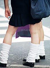 Alasan Cewek Di Sekolah Jepang Menggunakan Rok Mini [lensaglobe.blogspot.com]