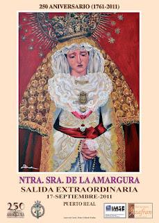 Galeria Fotos Rosario de Antorcha Ntra Sra de la Amargura.