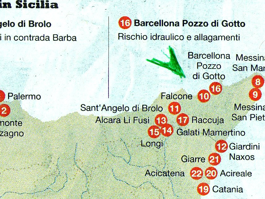 Barcellonablog barcellona pozzo di gotto for Arredamenti barcellona pozzo di gotto