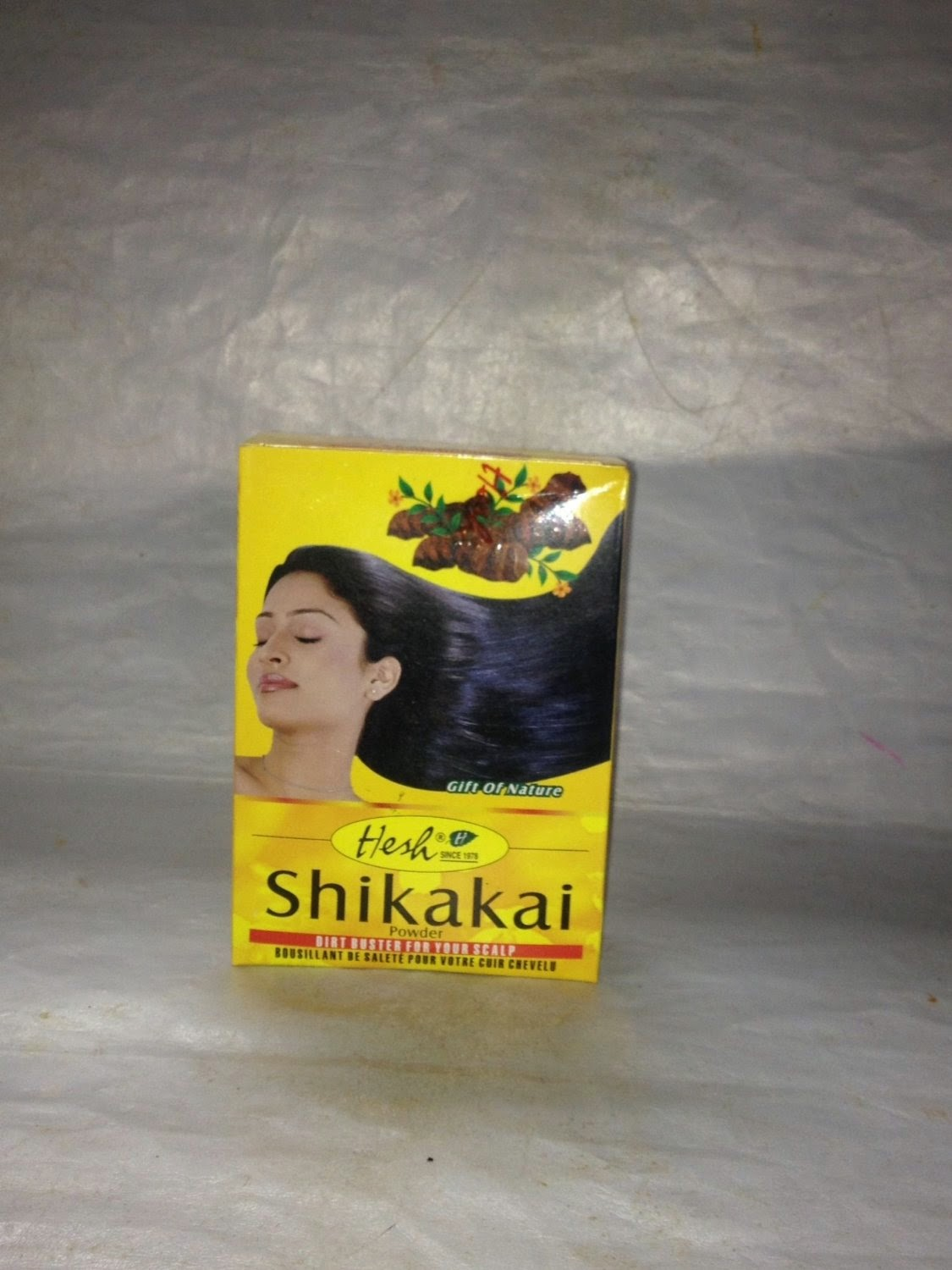 shikakai for natural hair