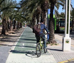 Elx en bici 2013 - Oficina trafico elche ...