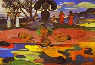 Homenaje a Paul Gauguin,