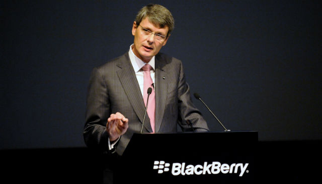 Death of the Blackberry