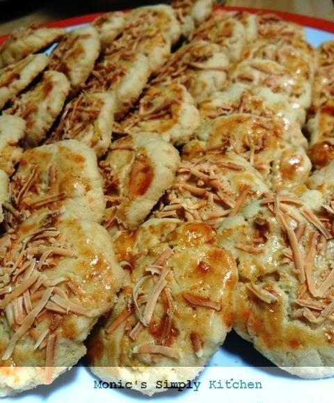 cookies cornflakes sagu keju