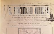 """""""El Funcionario Municipal"""". Una revista publicada en Quesada en 1930."""
