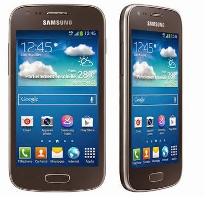 smartphone Samsung Galaxy Ace 3 Noir 4G LTE