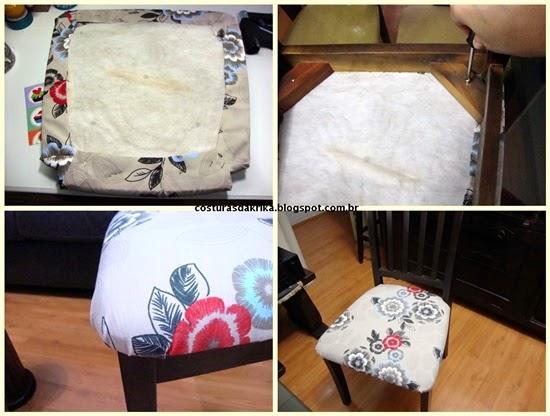 capa para cadeiras