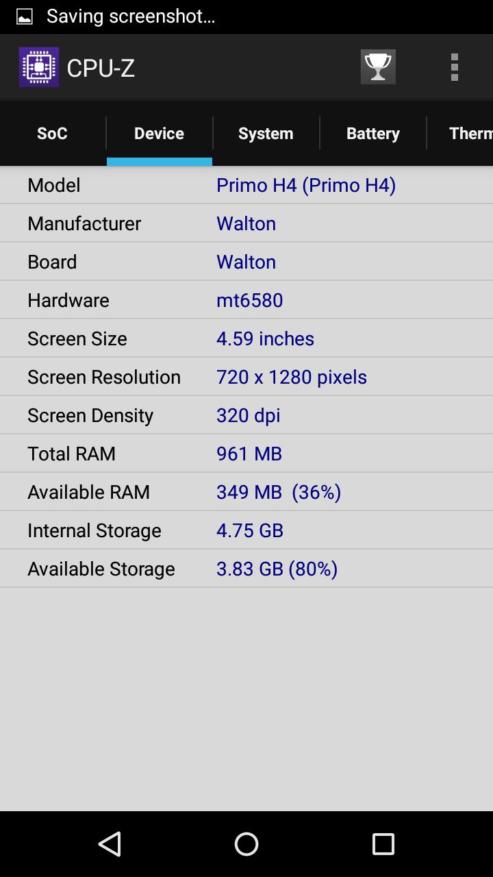 Primo H4 Chipset
