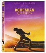 """Blu-ray y DVD """"Bohemian Rhapsody"""""""