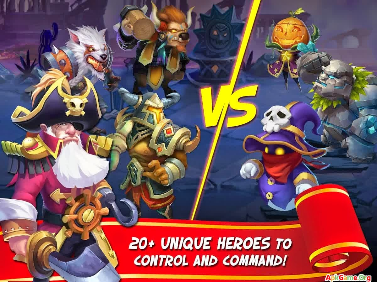 Castle Clash Apk + Data v1.2.66