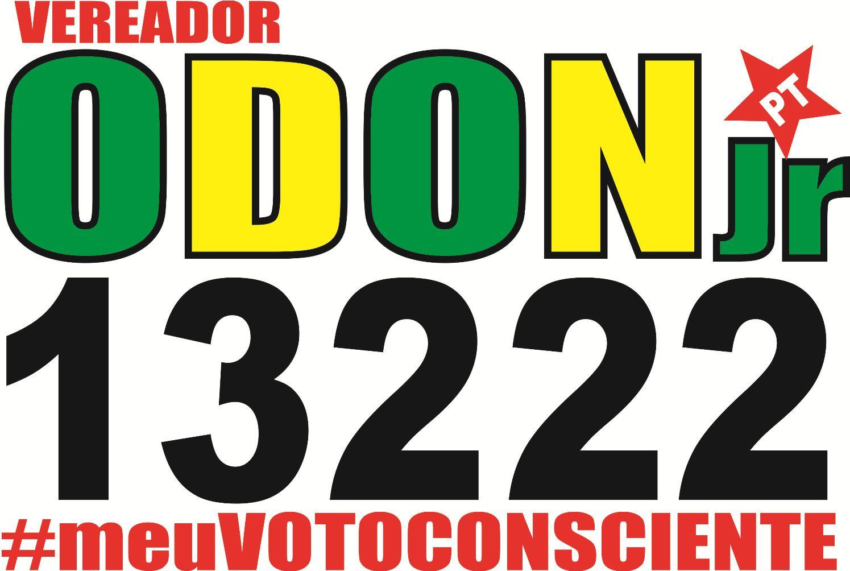 VEREADOR - ODON JR - 13222 - CURRAIS NOVOS-RN