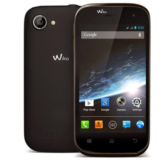 Smartphone Wiko Cink Slim 2 Noir - Wiko 4 Pouces