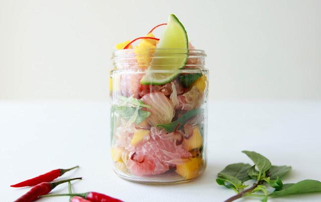 Vietnamese Pomelo Salad