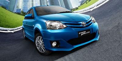 Toyota Etios akan mengisi segmen citycar dengan mesin 1.200 cc