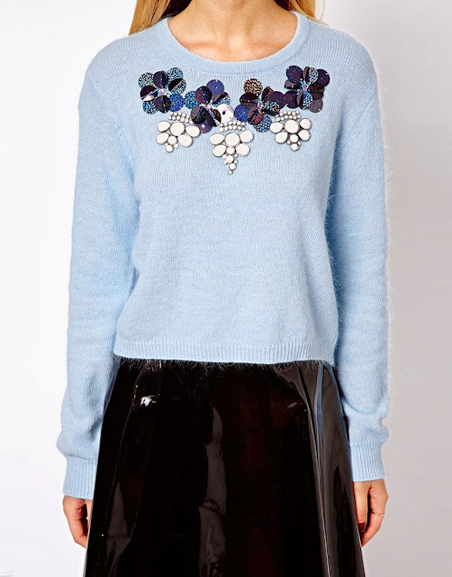 blue jewel jumper